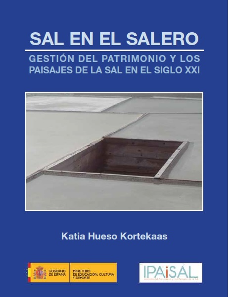cubierta Sal en el Salero